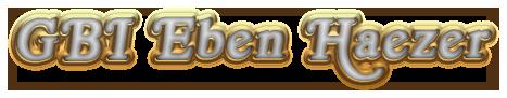 Cool Text - GBI Eben Haezer 194747657126315
